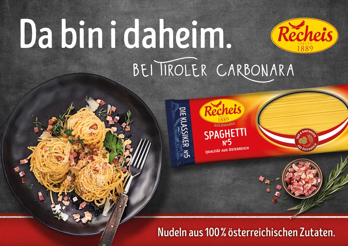 So schmeckt Österreich – Recheis Goldmarke Herbstkampagne