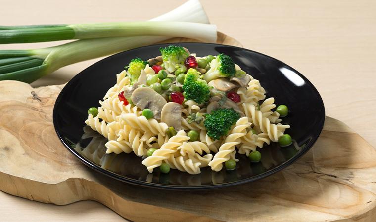 low-carb-dralli-pilzrahm-erbse-brokkoli-gemuese