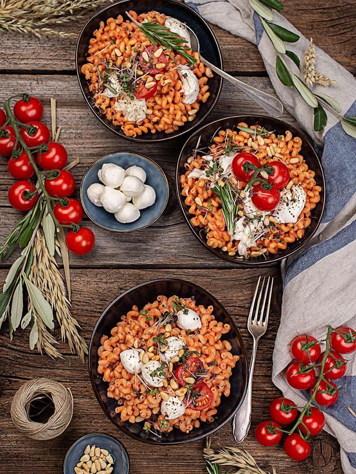 rezept-dinkelloeckchen-mit-tomatensauce