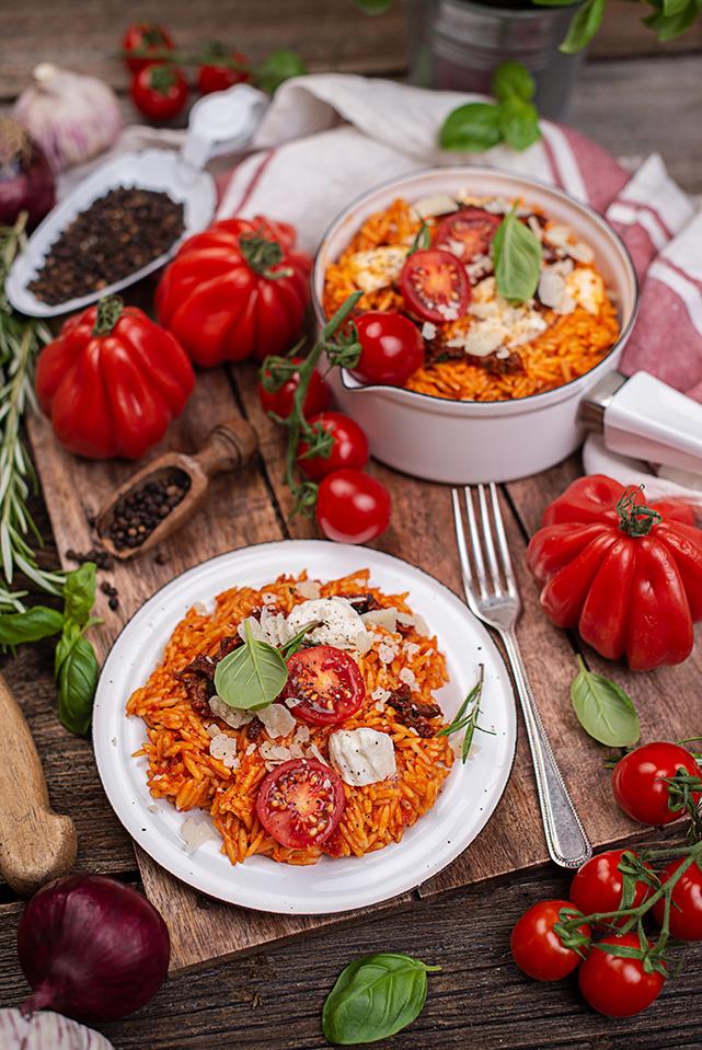 rezept-nudel-risotto-tomaten-mozzarella