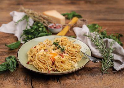 Recheis BIO Spaghetti Carbonara