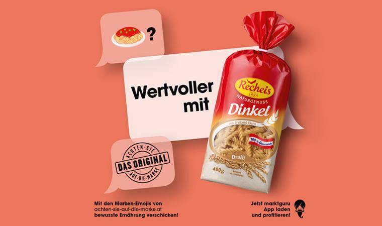 """""""Wertvolles Original"""" – Recheis sieht Markenvertrauen bestätigt"""