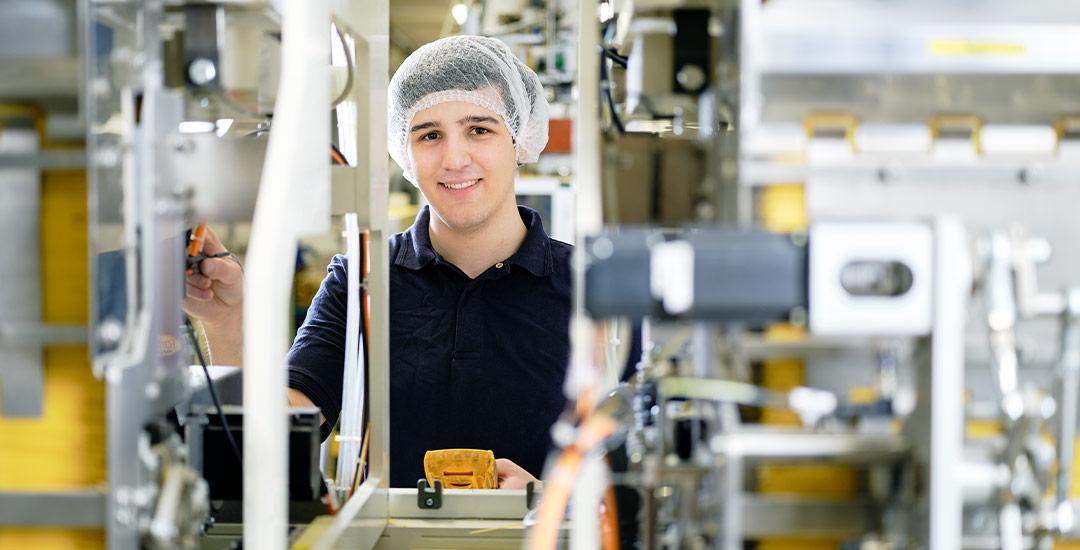 Pflichtpraktikum Elektrotechniker/ Mechatroniker (m/w/d)