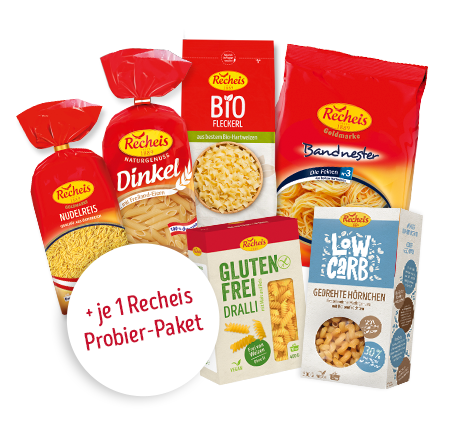 Sommergewinn-Probier-Paket